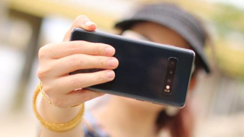 Cum te-ar putea ajuta un selfie să-ți menții sănătatea