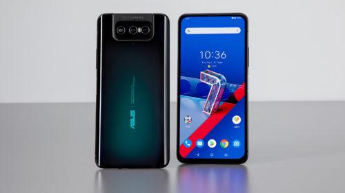 ASUS Zenfone 7 și 7 Pro, lansate oficial: cum îți fură privirea și justifică prețul