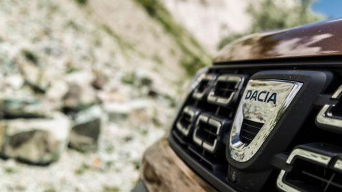 """Dacia face senzație chiar acum: modelul ținut """"la secret"""", dezvăluit în timpul testelor"""