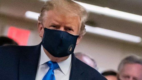 """""""Nu vă temeți de Covid"""": Donald Trump iese din spital cu cel mai prost sfat"""