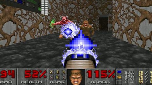 Clasicele Doom și Doom 2, relevante după 30 de ani: ce actualizare au primit acum