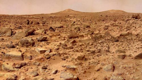 Meteoriții de pe Marte ar putea oferi o explicație despre procesele prin care a trecut planeta roșie