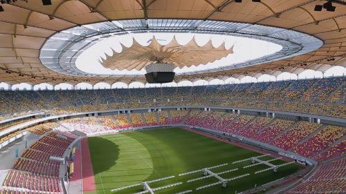 VIDEO Serialul care te pregătește pentru EURO 2020, la TV: primul episod este despre Arena Națională