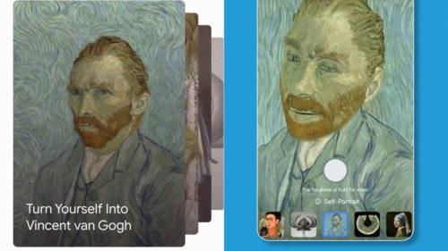 Cum îți transformi fața într-un Van Gogh: cea mai interesantă aplicație de filtre vine de la Google