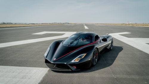 <span class='highlight-word'>VIDEO</span> Nu ai auzit niciodată de ea, dar este cea mai rapidă mașină din lume disponibilă comercial