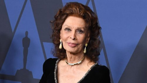 <span class='highlight-word'>VIDEO</span> – The Life Ahead: după 10 ani, Sophia Loren revine pe ecrane într-un film pe Netflix