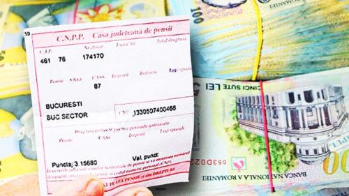 Anunț uimitor despre pensii: se întâmplă cu banii a milioane de români