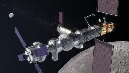 Proiect deosebit între NASA și ESA: America și Europa vor să construiască o bază spațială spectaculoasă