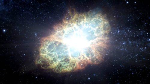 VIDEO Telescopul Hubble a surprins un eveniment unic într-o galaxie îndepărtată