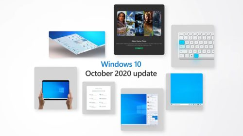 <span class='highlight-word'>VIDEO</span> – Windows 10 October 2020 Update: schimbările din ultima versiune de  Windows