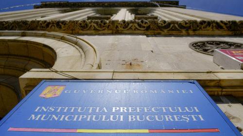 """Cum a ajuns site-ul prefecturii București să ofere produse slăbit și pentru îmbunătățirea """"performanței"""""""