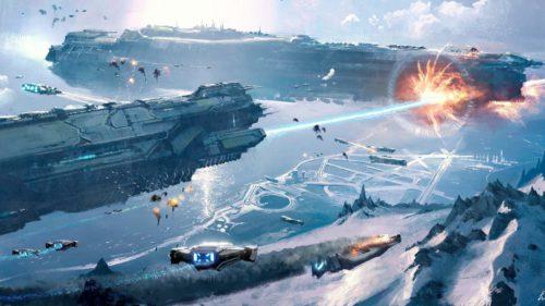 Cum ar arăta un război în spațiu: ar fi diferit de Star Wars?