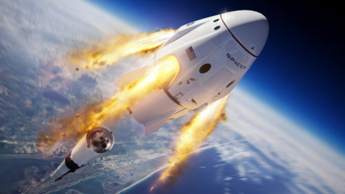 NASA investește masiv în SpaceX pentru acest test cu o rachetă aparte