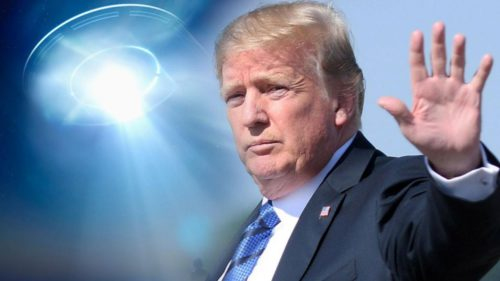 Trump tocmai a venit cu cea mai ciudată declarație: armata SUA va învinge extratereștrii, când ne vor invada