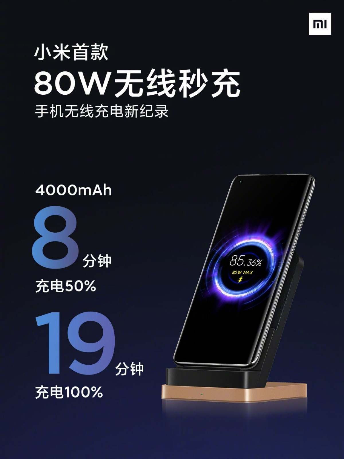 xiaomi incarcare wireless