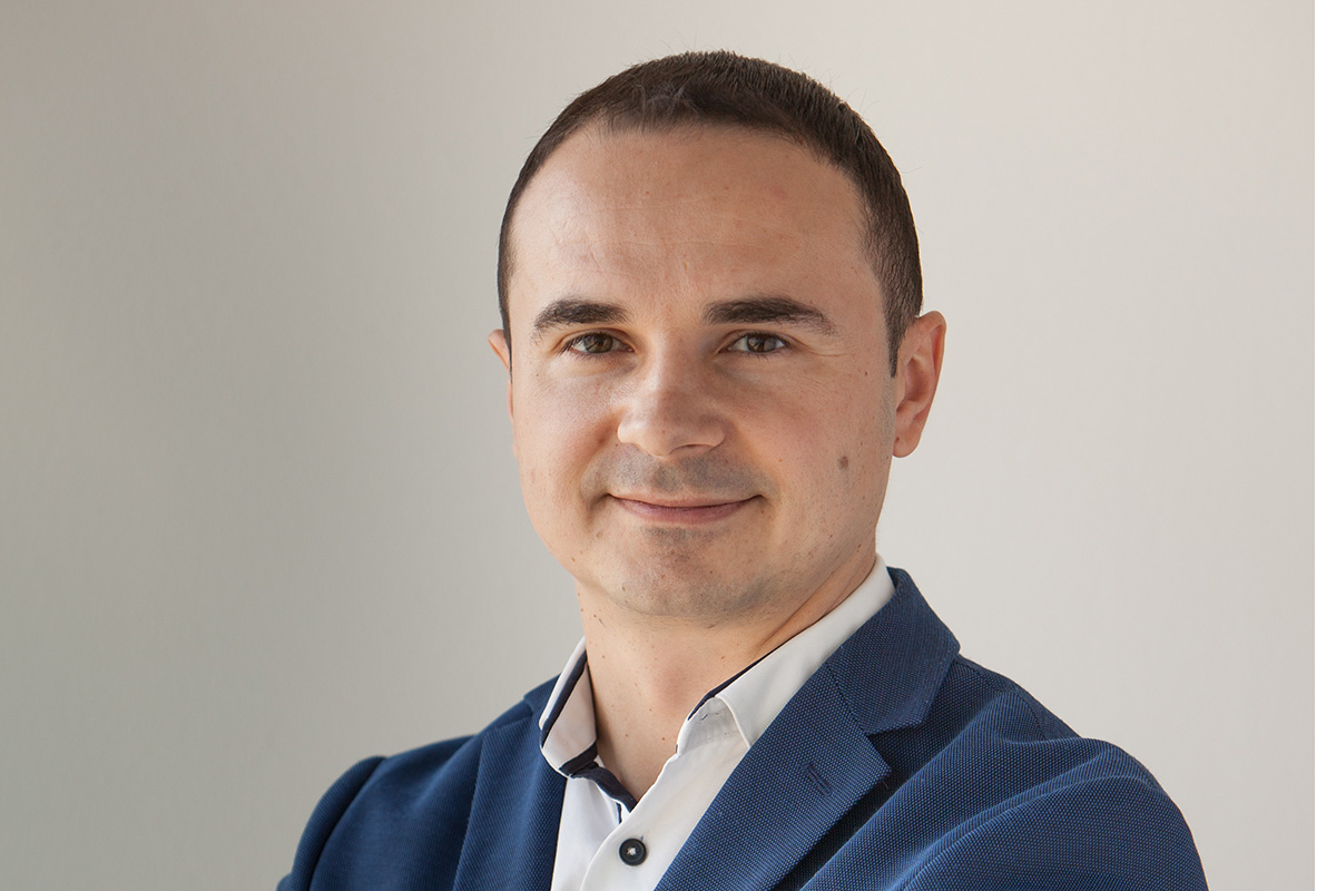 Bogdan Pismicenco, Territory Sales Manager Romania, Bulgaria and Moldova at Kaspersky Lab