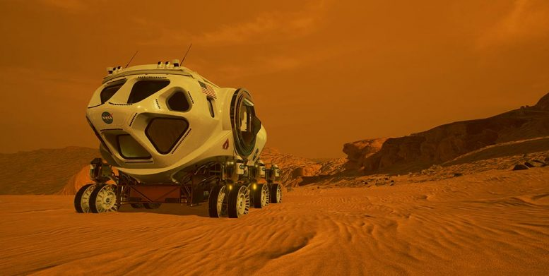 NASA Marte - rover