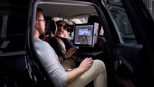 Volvo folosește tehnologia din jocuri video pentru a construi o mașină mai sigură