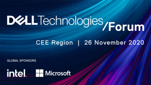 Cel mai important eveniment de tehnologie al anului: Dell Technologies Forum 2020 [P]
