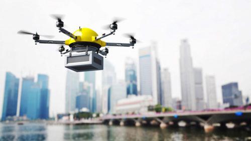 Drona care alimentează mașina poate fi cel mai ciudat dispozitiv pentru domeniul auto