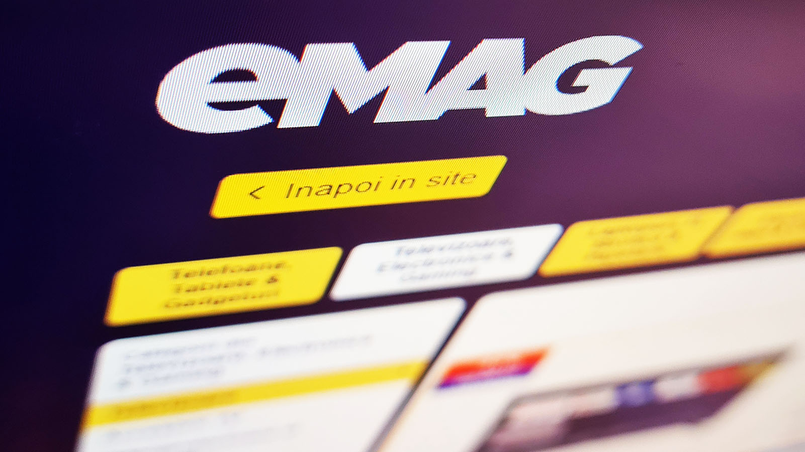 The Emag Pipeline Was Broken Before Black Friday Surprise Discounts At The Moment