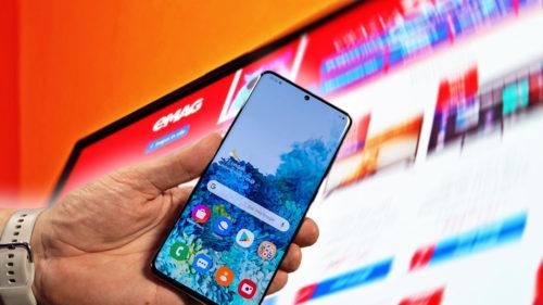 Samsung S20 la preț nemapoimenit: eMAG vinde și Samsung S10 cu reducere mare. Cât costă chiar acum?