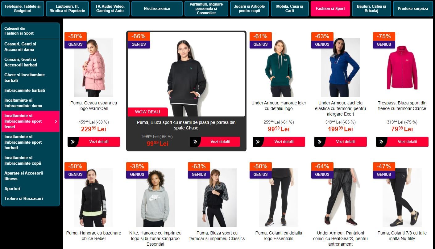 fashion emag black friday catalog reduceri
