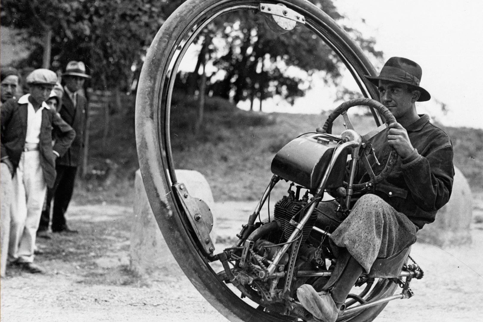 mono wheels