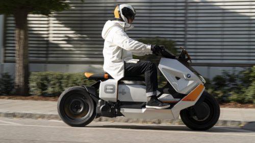 BMW vrea să-ți vândă acest scuter electric care pare scos direct din filmele SF