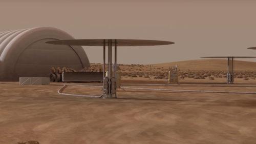 NASA vrea să pună reactoare nucleare pe Lună în cel mai ambițios plan de până acum