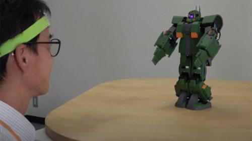 Îl poți controla cu ajutorul minții: robotul acesta îți ascultă gândurile și le execută