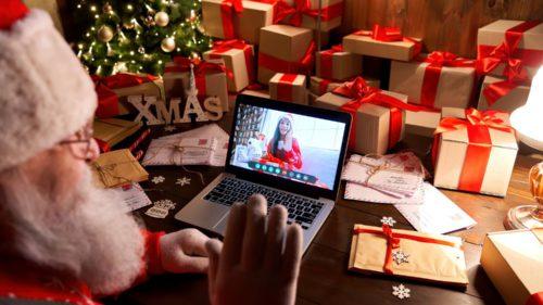 """Cum salvezi sărbătorile prin tehnologie. Scurt ghid de activități online în primul Crăciun """"altfel"""""""