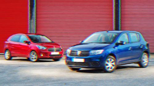 Ce alegi între Dacia și Ford, dacă vrei mașină produsă în România: comparații de preț, dotări și altele