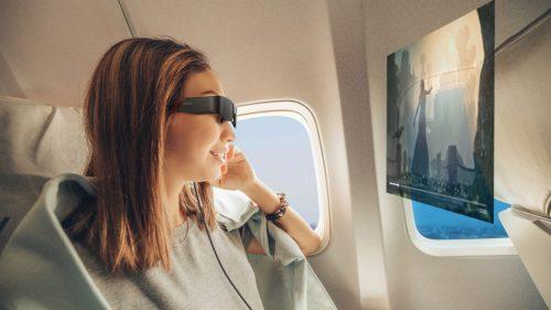 Acești ochelari cu realitate augmentată ar putea revoluționa munca de acasă