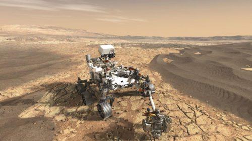 """Acum poți asculta cum sună Marte, în caz că erai curios de """"muzica"""" Planetei Roșii"""