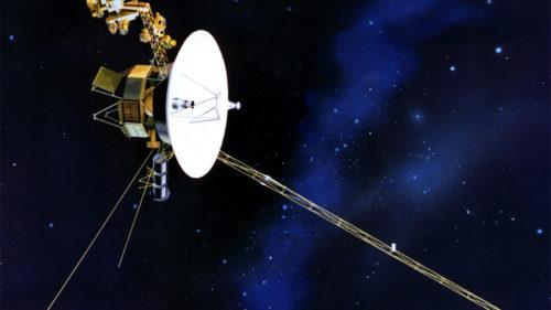 Probele de pe sondele Voyager detectează o nouă formă de raze cosmice izbucnite din Soare