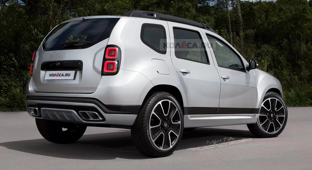 Dacia duster concept premium (1)
