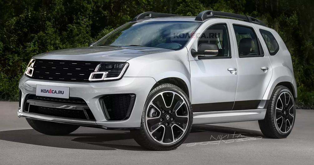 Dacia duster concept premium (2)