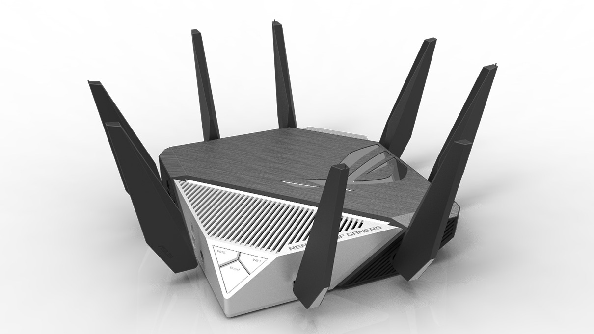 Router ASUS ROG Wi-Fi 6E (1)