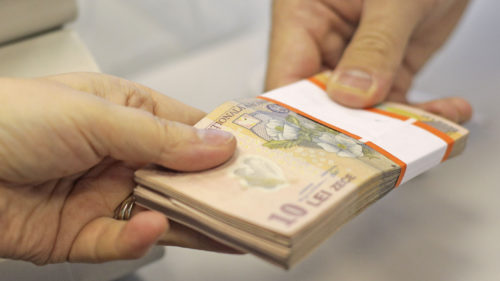 Banii intră direct în cont: se dau până la 1.000 de lei pentru acești români. Condițiile sunt acum oficiale