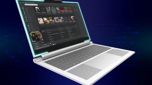 Laptopul care te transformă în vedetă de videochat e perfect pentru 2021
