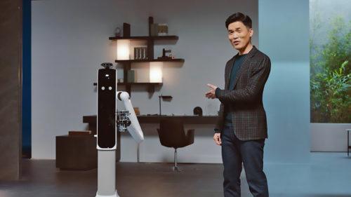 <span class='highlight-word'>VIDEO</span> Robotul care îți pune masa și îți aduce berea rece, e perfect pentru români