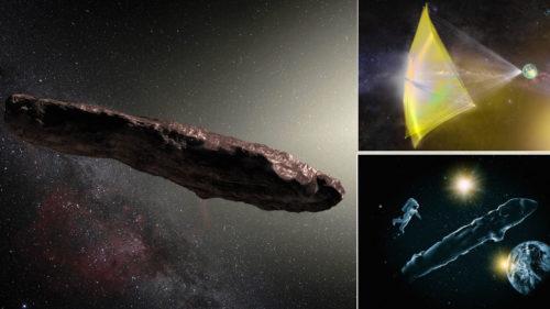Acest profesor de la Harvard crede că asteroidul bizar din 2017 era, de fapt, un OZN