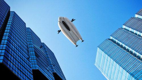 Cofondatorul Google cu un proiect ambițios: aeronava imensă alimentată cu hidrogen