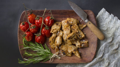 Puiul vegetal spaniol, disponibil prin Glovo, într-o țară europeană: din ce este făcută alternativa la carne