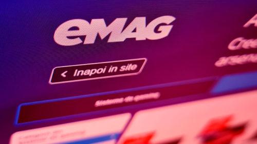 Zici că eMAG golește fix azi: reducerile colosale pentru toți românii