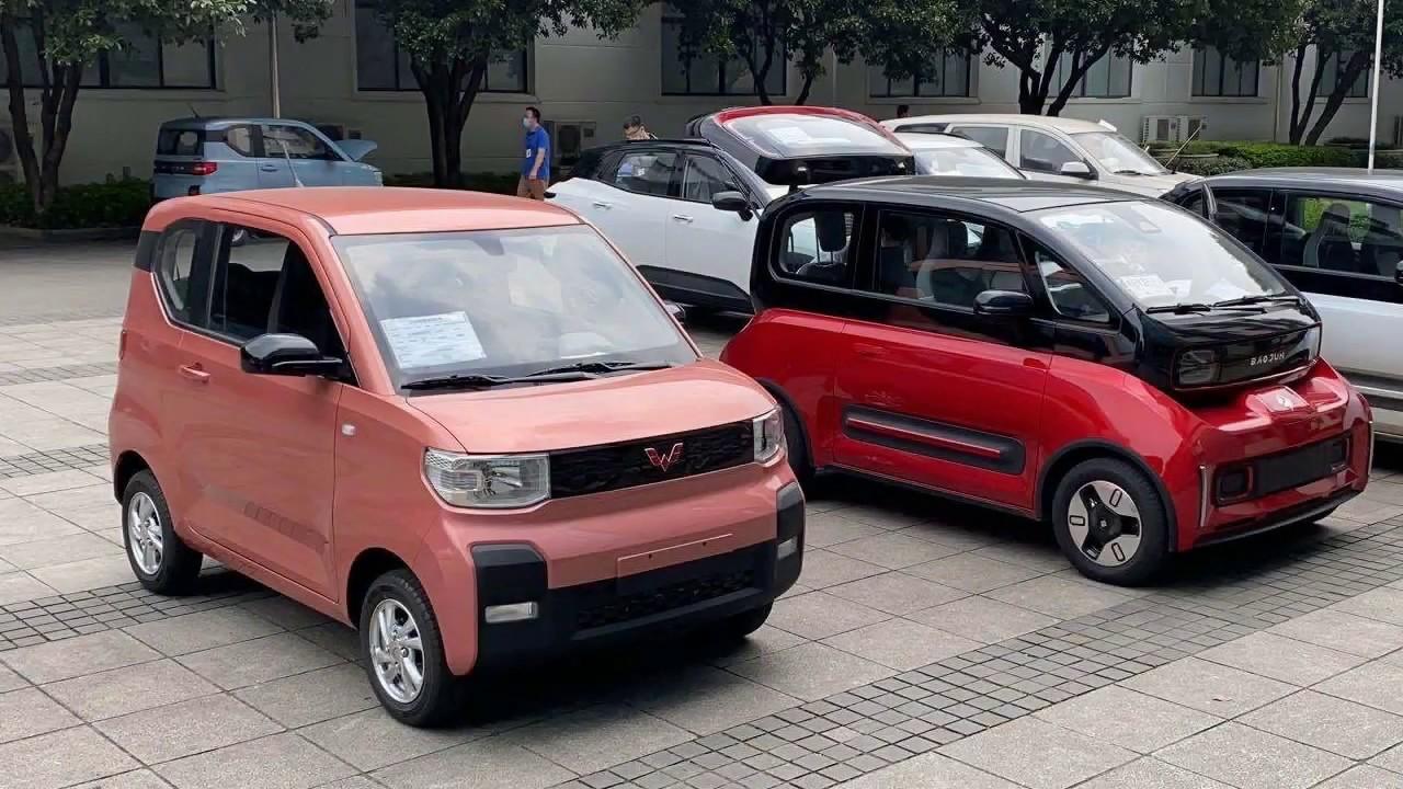masina electrica ieftina china