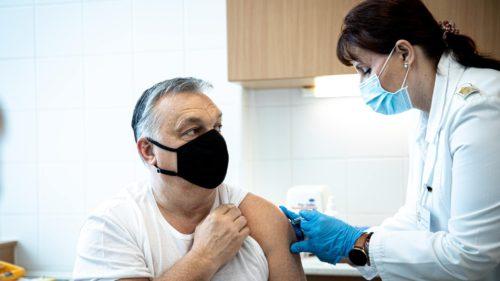 """Ungaria ne-a """"luat fața"""" la imunizarea anti-Covid: vaccinul lui Orban nu-l mai are nimeni în Europa"""