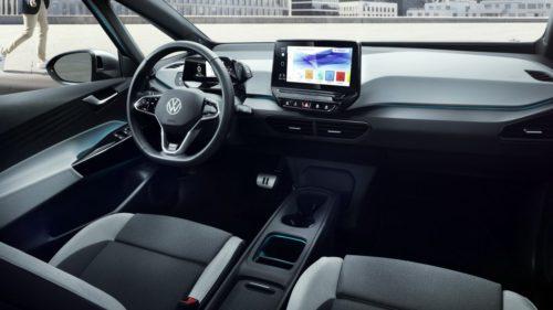 FOTO Acest model electric de la Volkswagen e perfect pentru zilele de vară: ce are atât de special