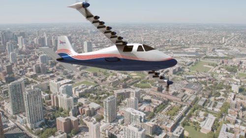 NASA testează un avion total electric. De ce este un pas important în dezvoltarea aeronavelor complet electrice